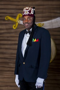 1st Ceremonial Master